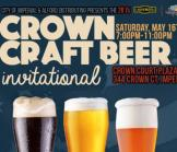 Crown Craft Been Invitational 2015 banner