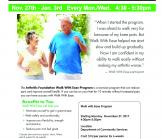 "Community ""Walk with Ease"" Program"