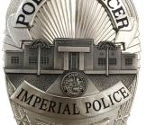 Imperial Police Badge
