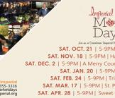 Imperial Market Days 2017-2018 Season Calendar