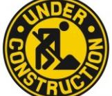 Under construction seal