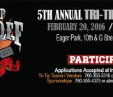 5th Annual Tri Tip Cook Off