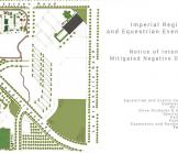 Equestrian Center Layout