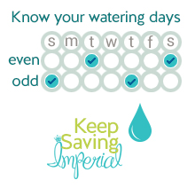 Know your water Days